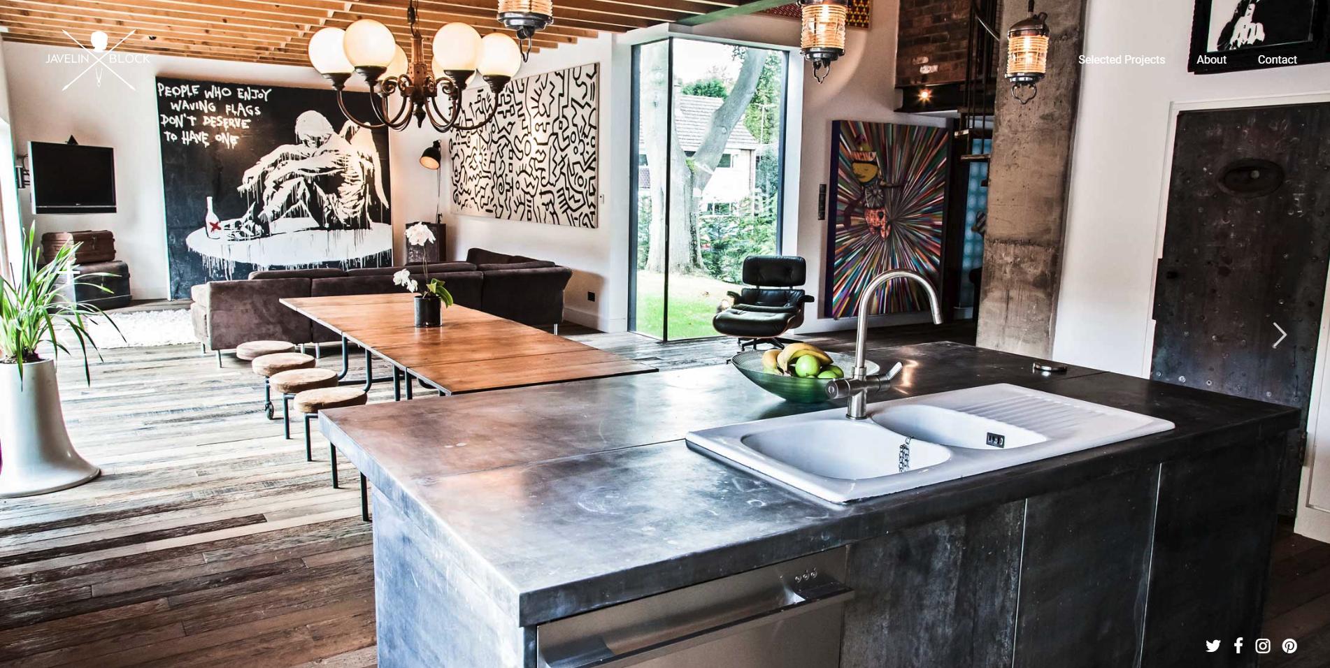 aged-zinc-kitchen